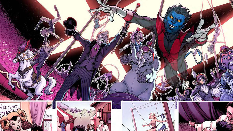 Nightcrawler #2 Preview