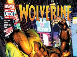 WOLVERINE (2010) #303 Cover