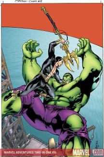 Marvel Adventures Two-in-One #16