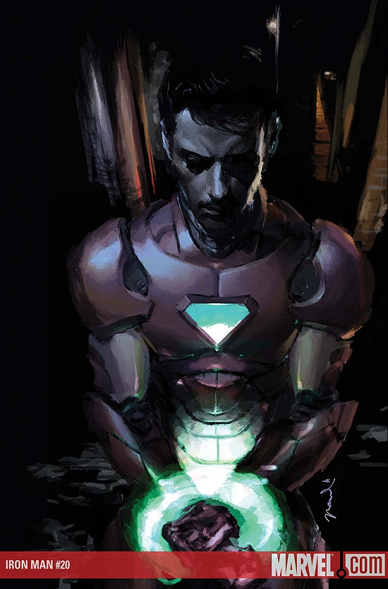 Iron Man: Director of S.H.I.E.L.D. (2007) #20