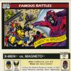 X-Men vs. Magneto, Card #100