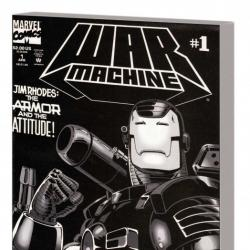 War Machine Classic Vol. 1 (Trade Paperback)