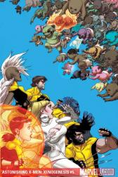 Astonishing X-Men: Xenogenesis #5 