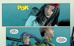 DARK REIGN: ELEKTRA #2 preview page