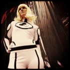 FanExpo 2011: Invisible Woman Cosplayer