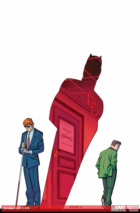 Daredevil #16 Cover