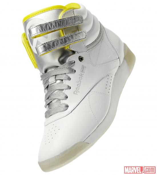 White Queen Sneaker from Reebok