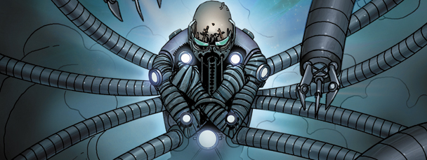 Psych Ward: Doctor Octopus
