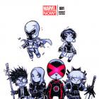 UNCANNY X-MEN 1 YOUNG VARIANT (NOW, WITH DIGITAL CODE)