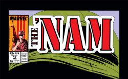 The 'Nam (1986) #17 Cover