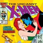 Uncanny X-Men (1963) #204 Cover