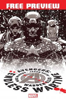 Avengers: Endless Wartime/ONCE Sampler #1