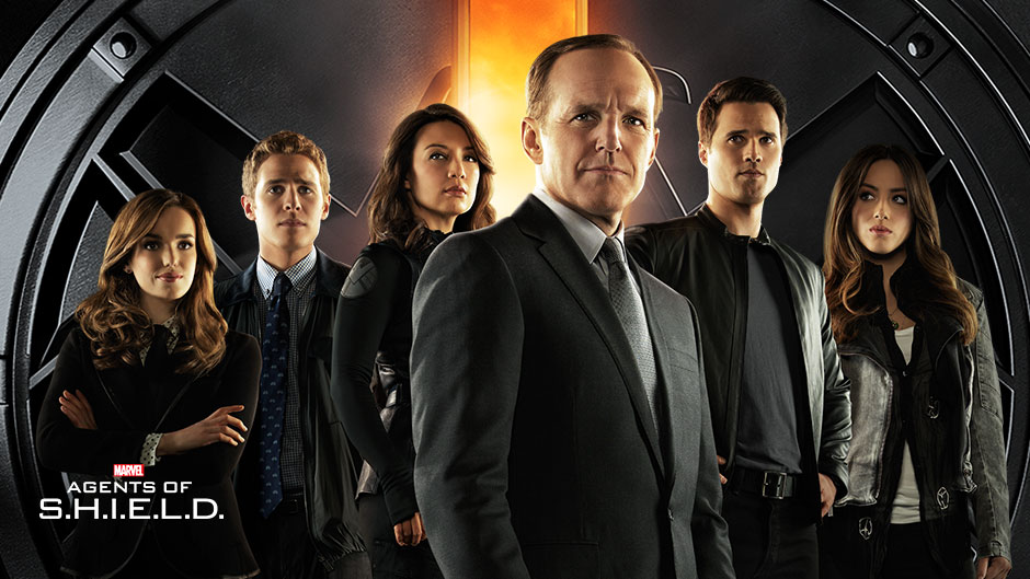 AGENTS OF SHILED 09