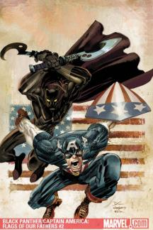 Captain America/Black Panther: Flags of Our Fathers (2010) #2