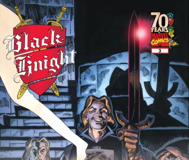 THE BLACK KNIGHT #3