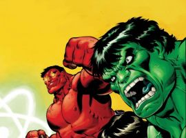 Fall of the Hulks: Gamma #1 cover by Ed McGuinness