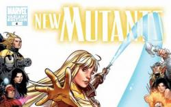 NEW MUTANTS #4 cover by Elena Casagrande