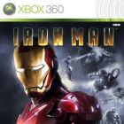 Boxed In: Iron Man Video Game Cover Art