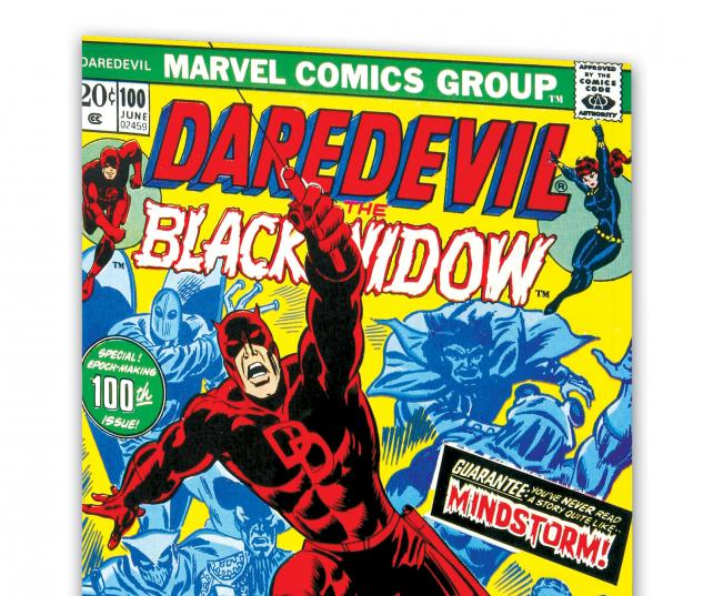 ESSENTIAL DAREDEVIL VOL. 4 #0