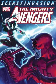 Mighty Avengers (2007) #16