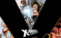 X-Men Legacy #246 second print variant cover