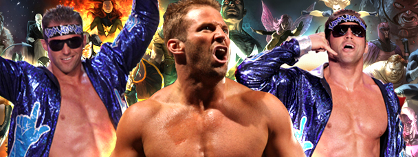 Fightin' Fanboys: Zack Ryder