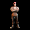 Falsworth Wii render from Captain America: Super Soldier by Next Level Games