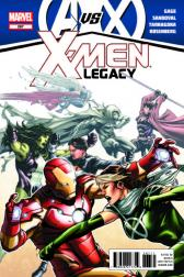 X-Men Legacy #267 