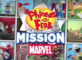 Phineas and Ferb: Mission Marvel Master