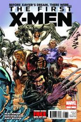 First X-Men #1 