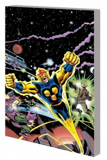 Nova Classic Vol. 1 (Trade Paperback)
