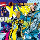 Uncanny X-Men (1963) #272 Cover