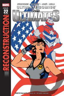 Ultimate Comics Ultimates  #22