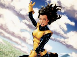 Welcome to the X-Men: Kitty Pryde