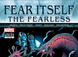 Fear Itself: Fearless (2011) #4