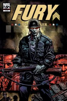 Fury: Peacemaker #4