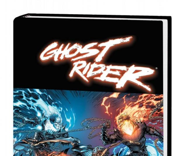 Ghost Rider by Jason Aaron (Omnibus) (Hardcover)