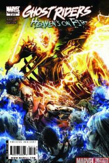 Ghost Riders: Heavens on Fire (2009) #2