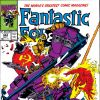 FANTASTIC FOUR #344