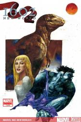 Marvel 1602: New World #1
