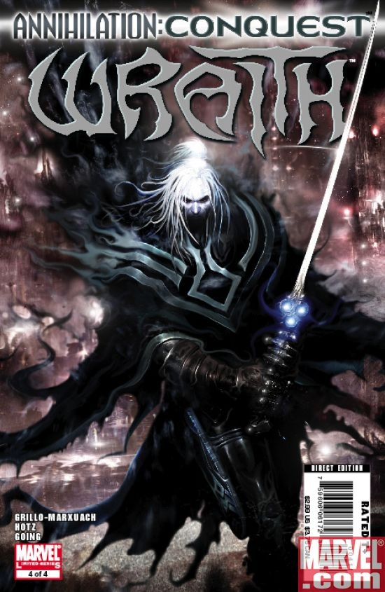 Annihilation Conquest - Wraith #3