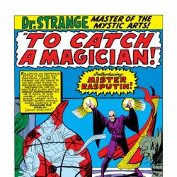 Marvel Masterworks: Doctor Strange Vol. (2005)
