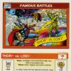Thor vs. Loki, Card #122