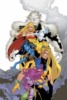 Exiles Vol. 7: A Blink in Time (Trade Paperback)