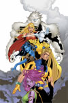 EXILES (2003) #44 COVER