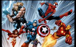Ultimate Comics Spider-Man #150 variant cover by Mark Bagley