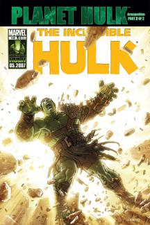 Incredible Hulk #105