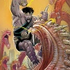 Herc #1 cover by John Romita Jr.