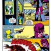 Sentinel vs. Wolverine comic page