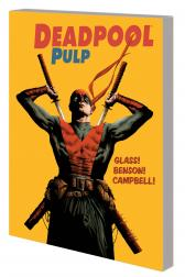 Deadpool Pulp GN-TPB (Graphic Novel)